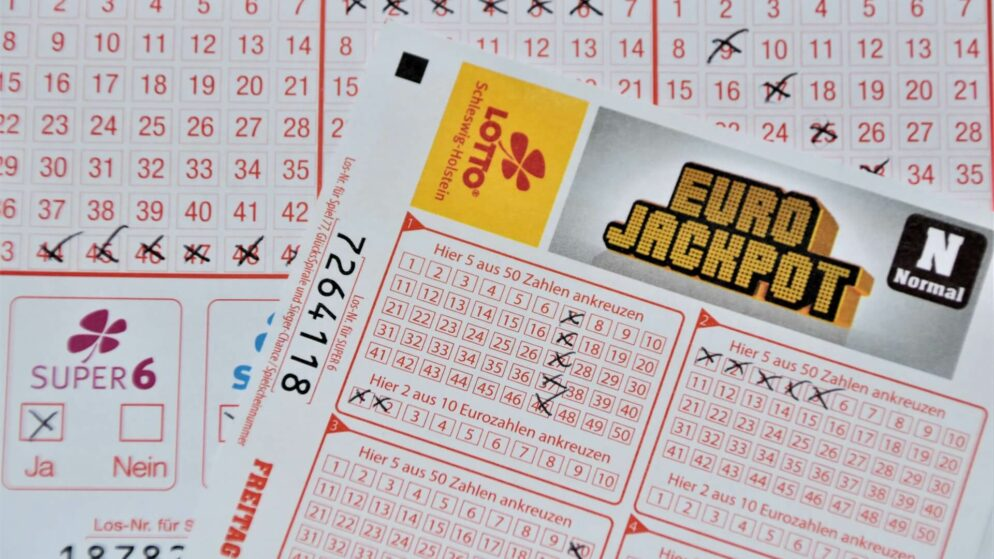 Från fysiska lotter till lotter online